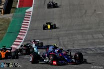 Pierre Gasly, Toro Rosso, Circuit of the Americas, 2019