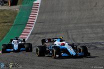 Robert Kubica, Williams, Circuit of the Americas, 2019