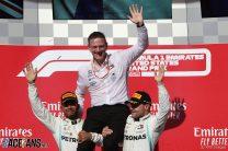 James Allison, Mercedes, Circuit of the Americas, 2019