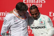 """Hamilton: This was no """"easy"""" championship after loss of Lauda"""