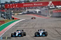 Robert Kubica, George Russell, Williams, Circuit of the Americas, 2019