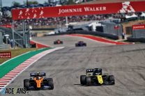 Lando Norris, Daniel Ricciardo, Circuit of the Americas, 2019