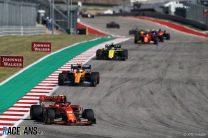 Charles Leclerc, Ferrari, Circuit of the Americas, 2019