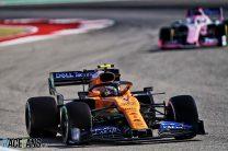 Lando Norris, McLaren, Circuit of the Americas, 2019