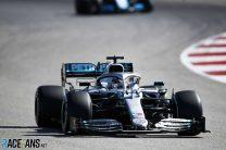 Lewis Hamilton, Mercedes, Circuit of the Americas, 2019