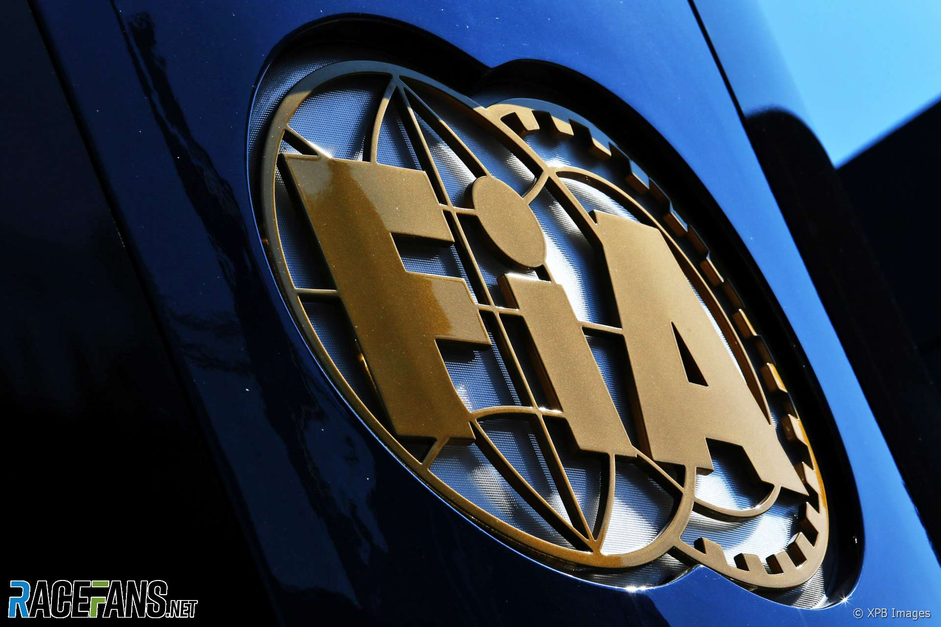 FIA Logo, Red Bull Ring, 2019