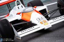 McLaren MP4/4, Interlagos, 2019