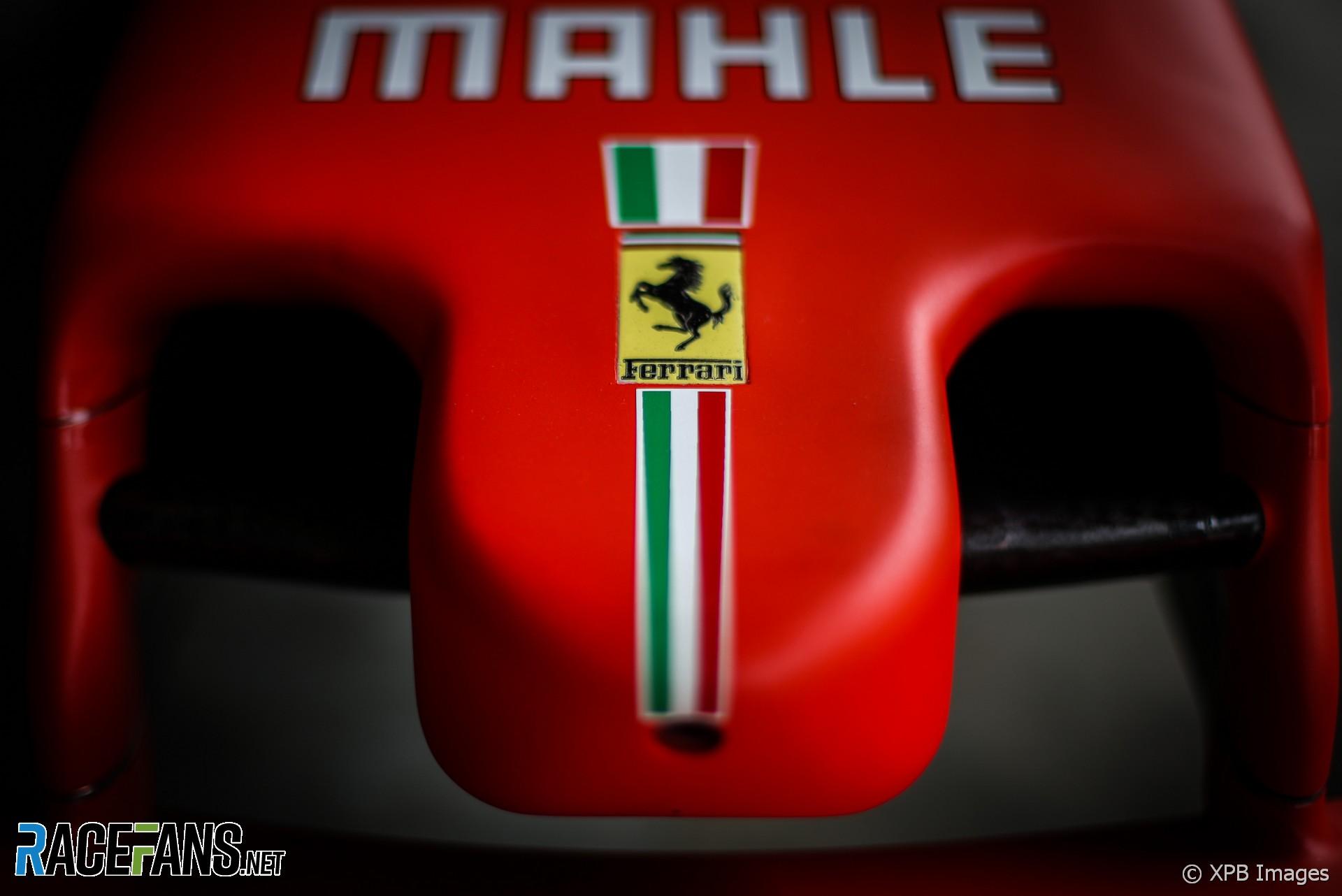 Ferrari, Interlagos, 2019