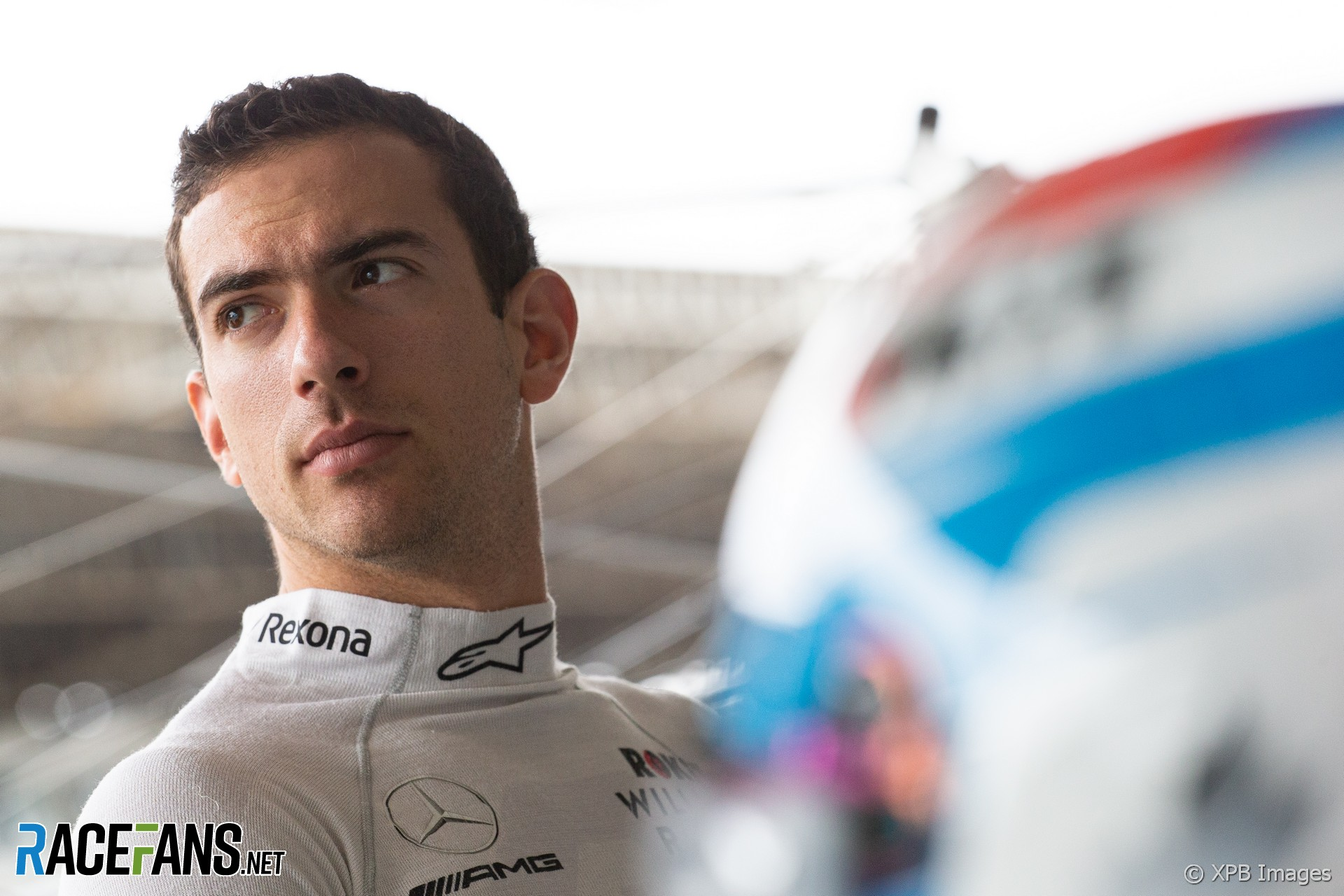 Nicholas Latifi, Williams, Interlagos, 2019
