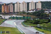 Sao Paulo governor requests grand prix date change