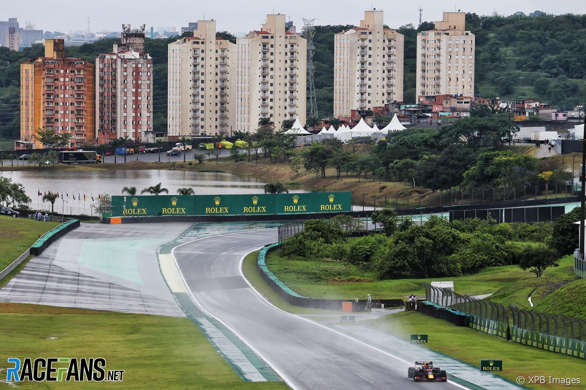Alexander Albon, Red Bull, Interlagos, 2019