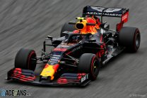 Red Bull stock up on soft tyres for season finale
