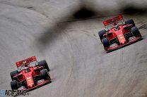Ferrari summon drivers to Maranello again following Interlagos crash