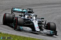 Hamilton edges Verstappen by two-hundredths as practice ends