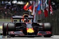 Verstappen dominates qualifying for Brazilian Grand Prix pole