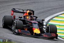2019 Brazilian Grand Prix race result