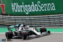 2019 Brazilian Grand Prix qualifying day in pictures