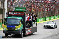 Drivers, Interlagos, 2019