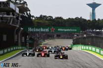 Interlagos closing on new five-year F1 race deal