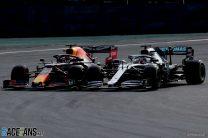 Max Verstappen, Lewis Hamilton, Interlagos, 2019