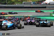 2019 Brazilian Grand Prix championship points