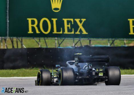 Valtteri Bottas, Mercedes, Interlagos, 2019