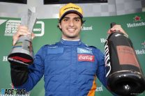 McLaren end longest-ever 2,000-day wait for podium result