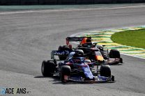 Daniil Kvyat, Toro Rosso, Interlagos, 2019