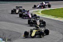 Nico Hulkenberg, Renault, Interlagos, 2019