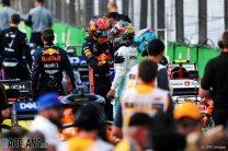 Alexander Albon, Lewis Hamilton, Interlagos, 2019