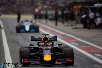 """Verstappen: Kubica """"almost took me out"""" in pit incident"""
