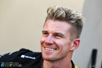 Hulkenberg expected to substitute for Perez at Silverstone