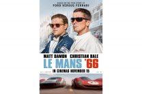 """""""Le Mans '66"""" (aka """"Ford v Ferrari)"""" reviewed"""