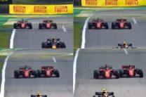 Binotto held talks with Vettel and Leclerc over 'unacceptable' Brazil crash