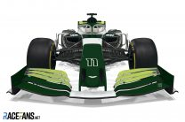 Stroll expects British racing green livery for Aston Martin