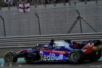 Pierre Gasly, Toro Rosso, Yas Marina, 2019