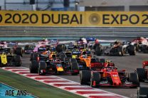 Vote for your 2019 Abu Dhabi Grand Prix Driver of the Weekend