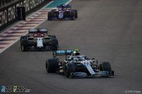 Valtteri Bottas, Mercedes, Yas Marina, 2019