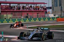 Lewis Hamilton, Mercedes, Yas Marina, 2019