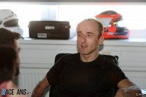 Kubica to return to BMW for DTM test next week