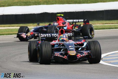 Toro Rosso, Indianapolis, 2006