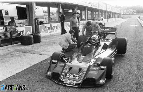 Niki Lauda, Brabham, 1977