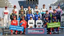 Telling stats: 20 revealing facts on each driver's 2019 season