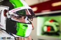 'It was not easy to come back into the races after two years away'