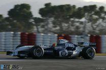 F1 Testing, Barcelona, Spain