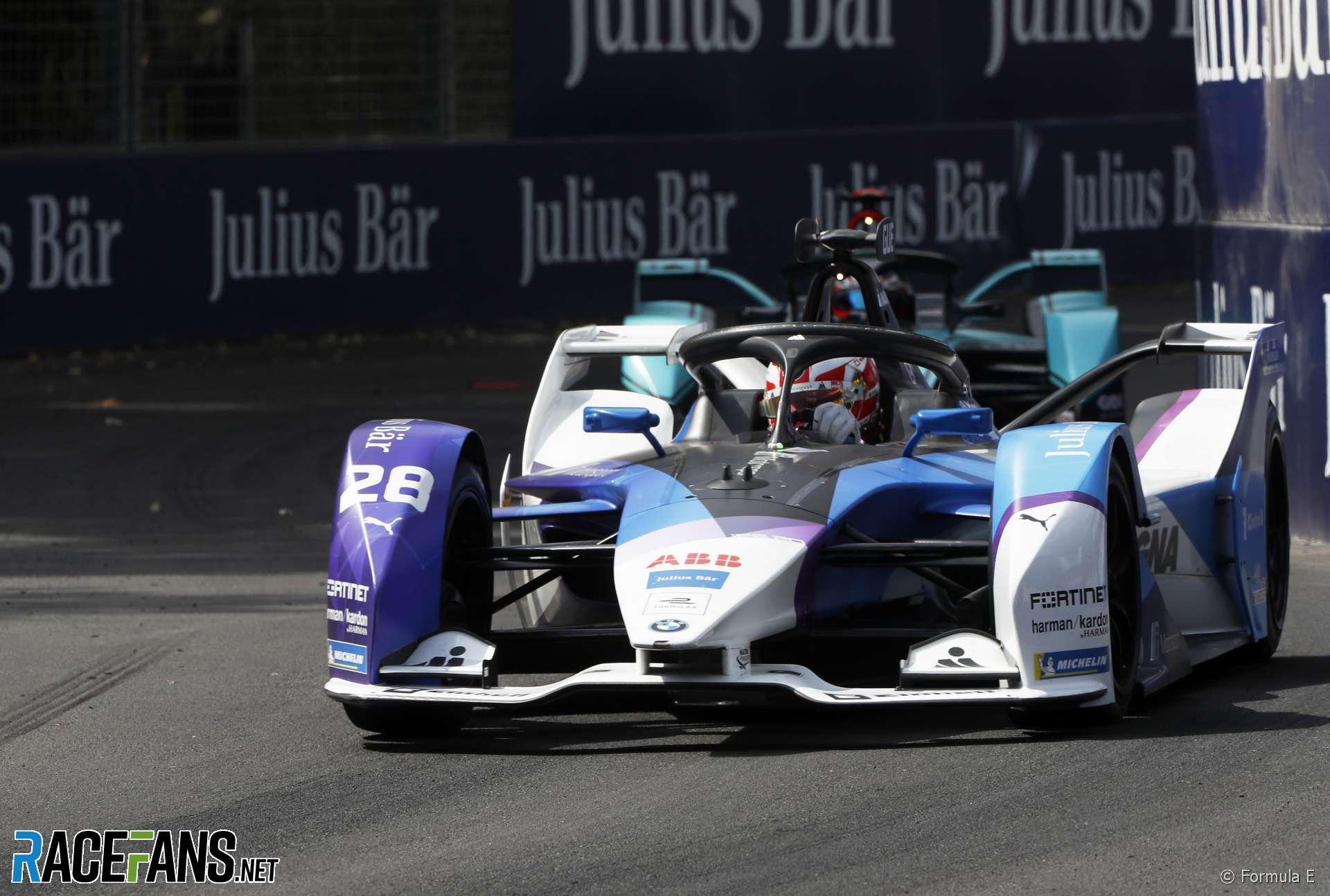 Maximilian Guenther, Mitch Evans, Formula E, Santiago, 2020