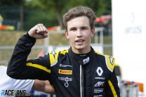 Renault's Lundgaard joins F2's growing roster of rookies with ART