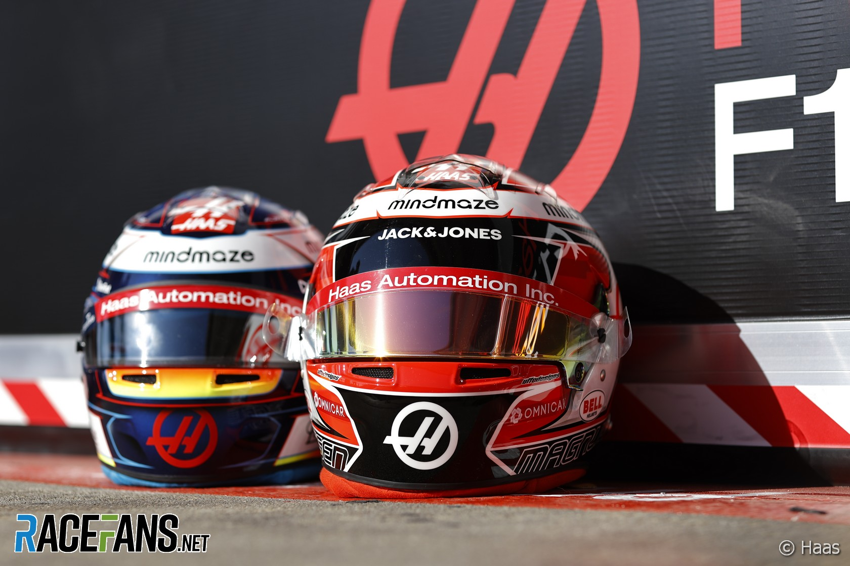 F1 Scraps Ban On Drivers Changing Helmet Designs Racefans