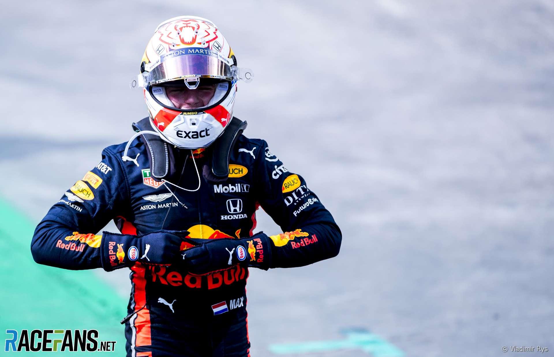 Verstappen criticises his depiction in Netflix's 'Drive to Survive' · RaceFans