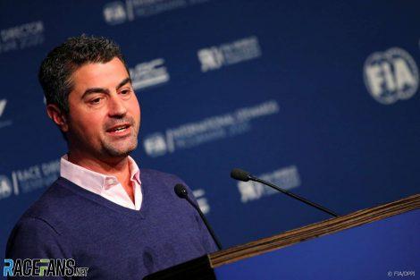 Michael Masi, FIA International Stewards programme 2020